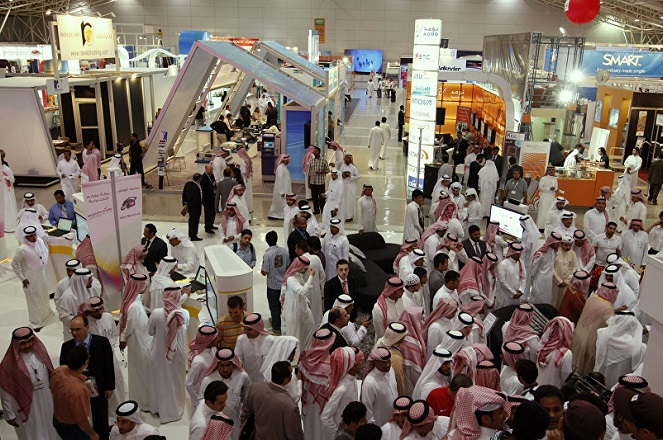 迪拜国际通讯及消费性电子展览会