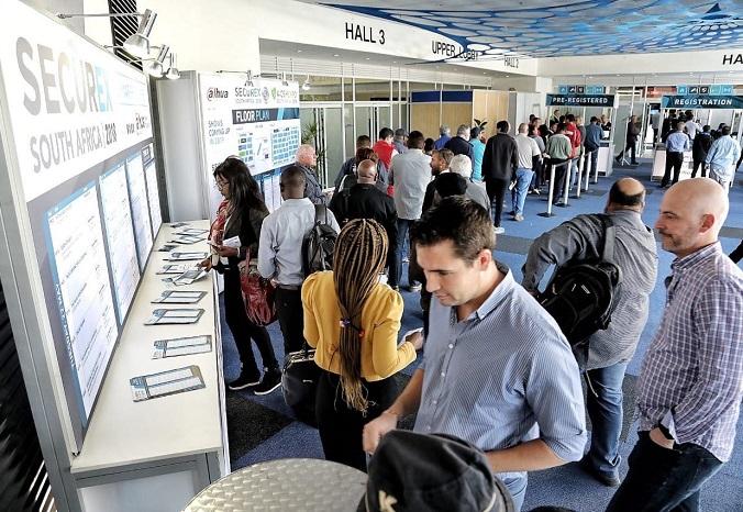 南非约翰内斯堡国际安防展览会