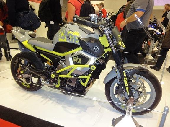 德国科隆国际摩托车两轮车展览会