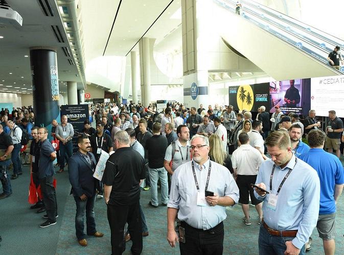 美国圣地亚哥国际智能家居与视听电子展览会