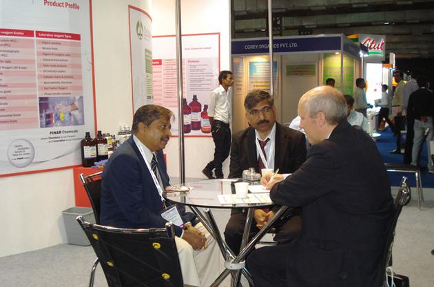 印度孟买国际精细化工展览会
