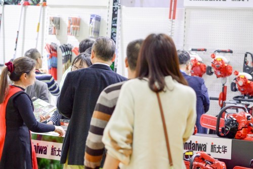 中国(广州)国际园林机械与园林工艺展览会