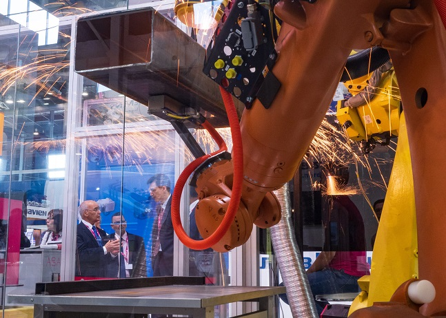 俄罗斯叶卡捷琳堡国际数控机床与金属加工展览会