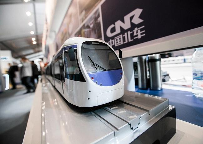 迪拜国际铁路及轨道交通展览会