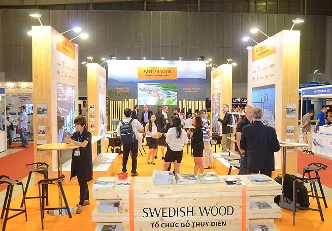 越南胡志明市国际木工机械展览会