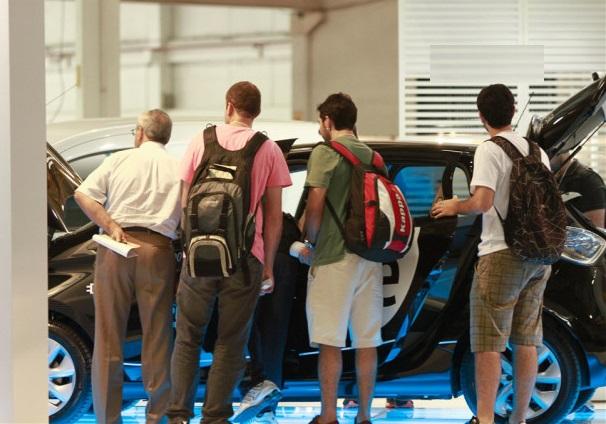 巴西圣保罗国际新能源电动车展览会