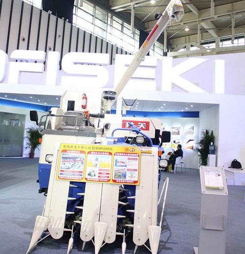 日本大阪国际农业机械展览会