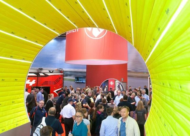 德国汉诺威国际消防装备展览会