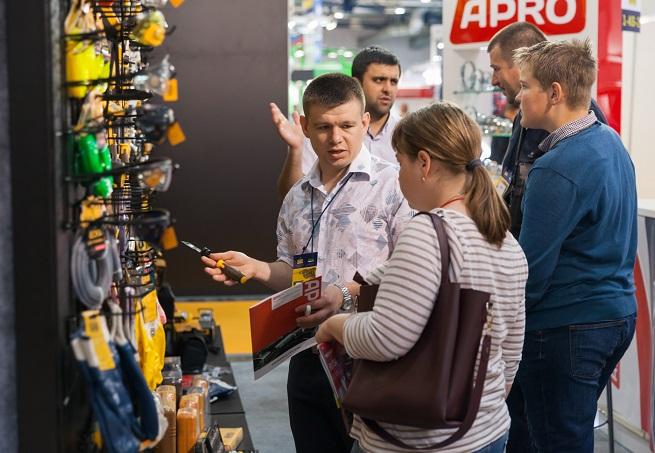 乌克兰基辅国际五金工具展览会