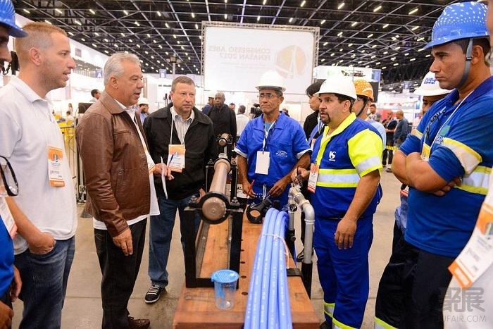 巴西圣保罗国际水处理技术、卫生和环境工程技术展览会