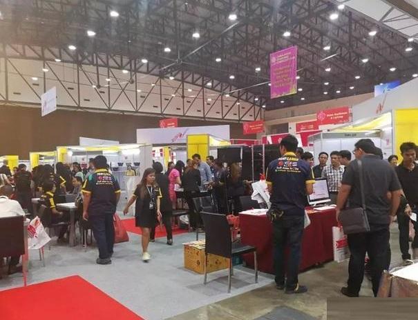 泰国曼谷中国商品贸易展览会