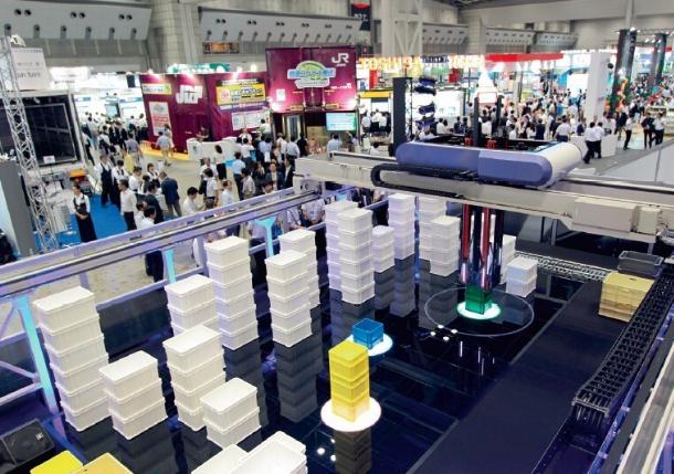 日本东京国际运输物流展览会