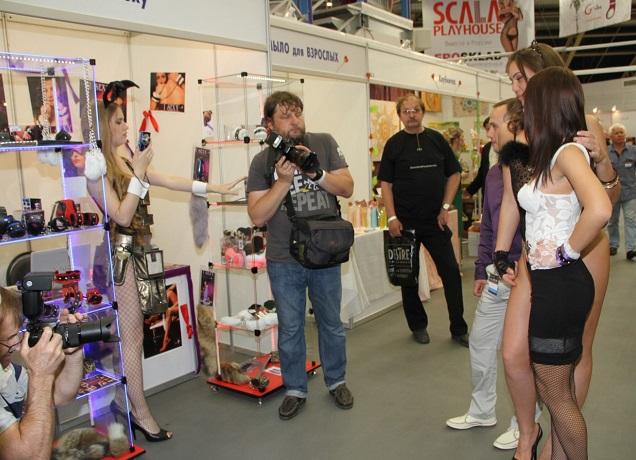 俄罗斯莫斯科国际成人用品展览会