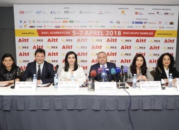 阿塞拜疆巴库国际旅游展览会