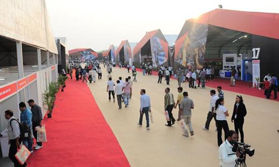 印度新德里国际五金工具展览会