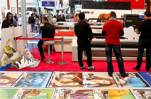 迪拜国际广告标识及图像技术设备展览会