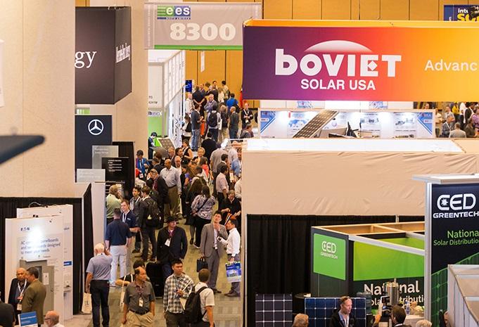美国旧金山国际电池储能博览会