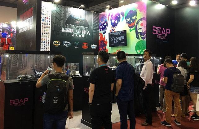 中国(上海)国际影视IP授权与运营展览会