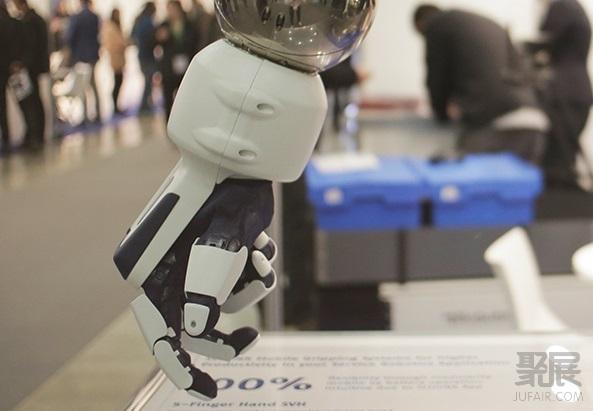 西班牙马德里国际机器人展览会