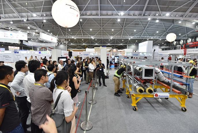 新加坡国际工程机械及建筑设备展览会