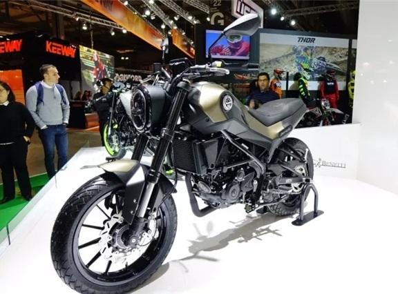 意大利米兰国际两轮车展览会