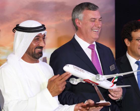 迪拜国际航空航天展览会