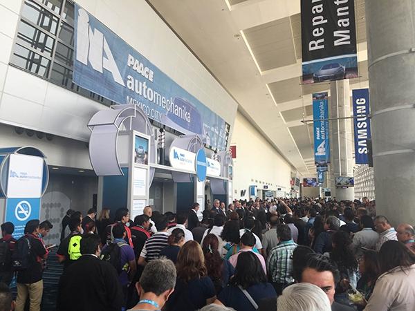 墨西哥国际汽车零配件及售后服务展览会