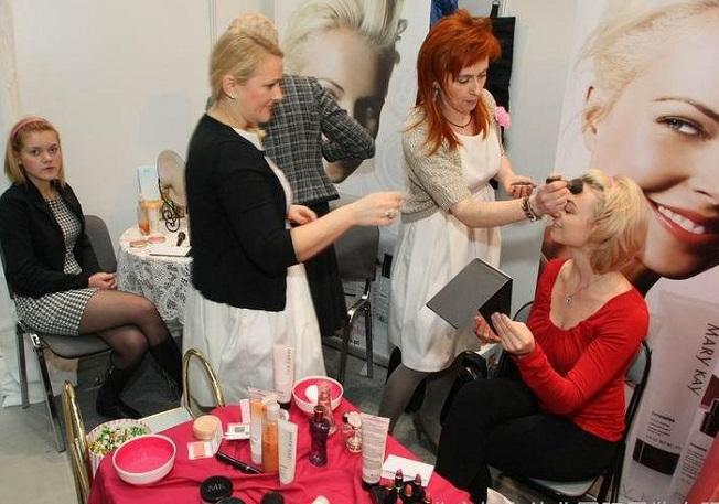俄罗斯莫斯科国际春季专业化妆品及美容仪器展览会