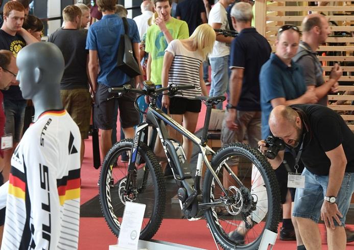 德国腓特烈港国际欧洲自行车贸易展览会