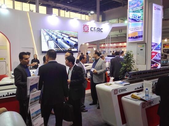 伊朗德黑兰国际广告行业展览会
