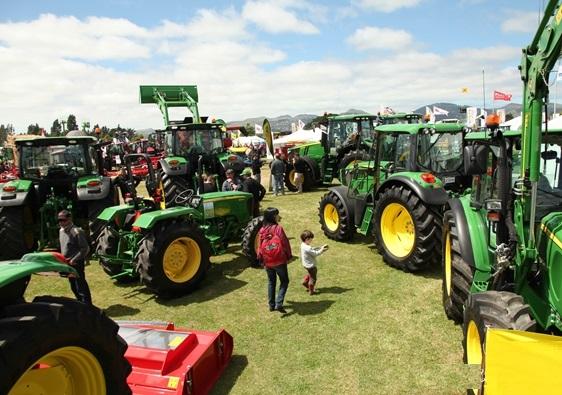 新西兰哈密尔顿国际农业展览会