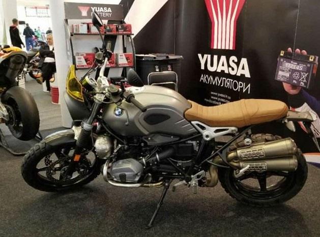 乌克兰基辅国际摩托车配件展览会