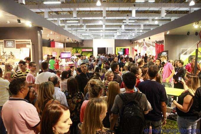 巴西圣保罗国际箱包及配饰展览会