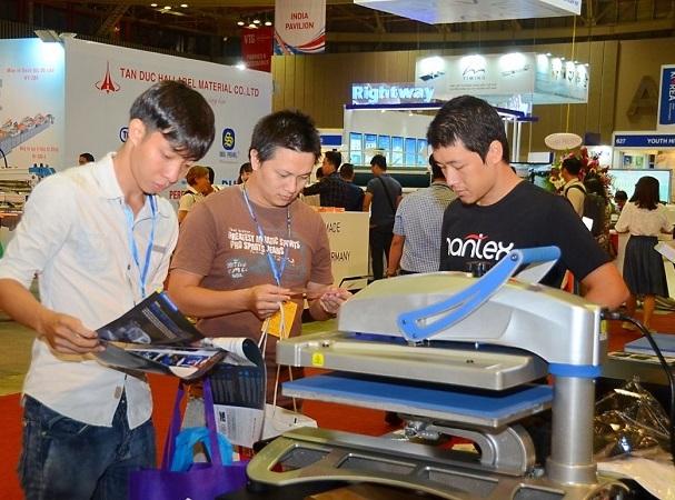 越南胡志明国际服装及服装面料纺织展览会