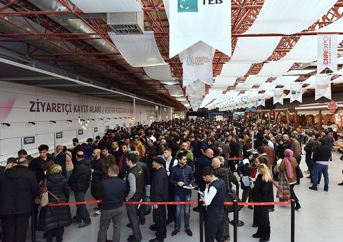 土耳其伊斯坦布尔国际珠宝、钟表及加工设备展览会