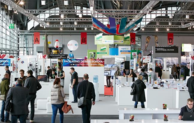 意大利米兰国际视觉传播与广告标识展览会