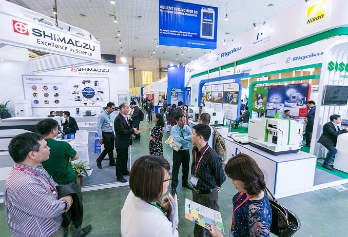 越南胡志明市国际分析、生化技术、诊断和实验室技术博览会