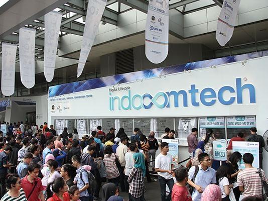 印尼雅加达国际消费电子通讯展览会