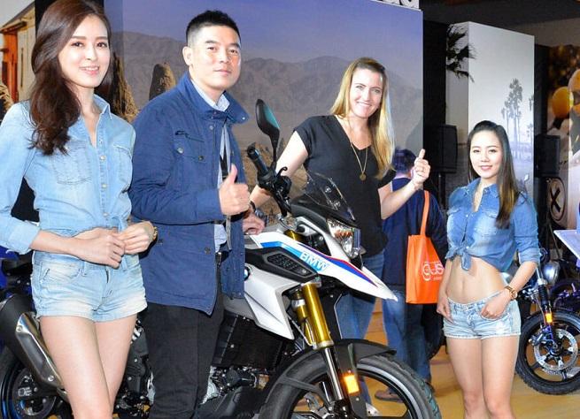 台湾台北国际摩托车及配件展览会