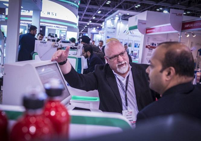 阿联酋迪拜国际实验仪器设备展览会