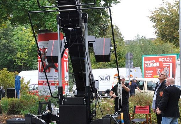 德国慕尼黑国际电影设备及技术展览会