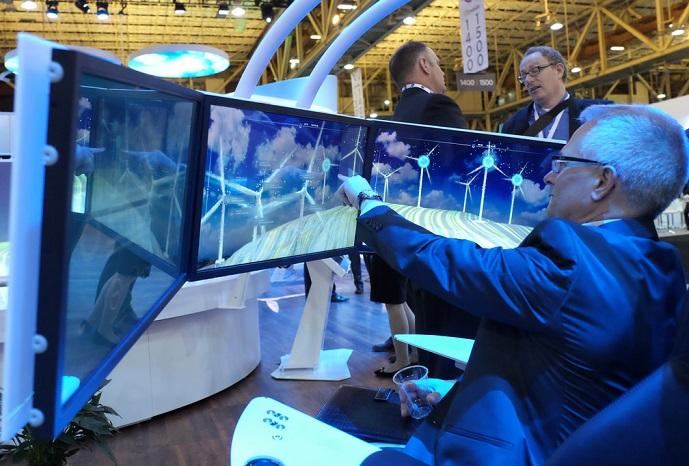 美国休斯顿国际风能展览会