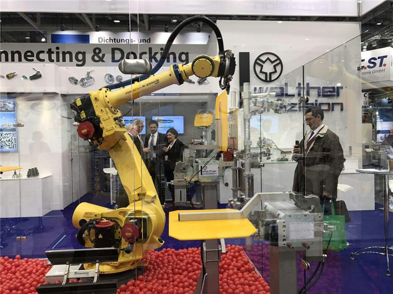 """2019汉诺威博览会:工业""""爱上""""人工智能"""