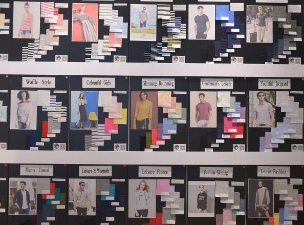 印度新德里国际纺织及面辅料展览会