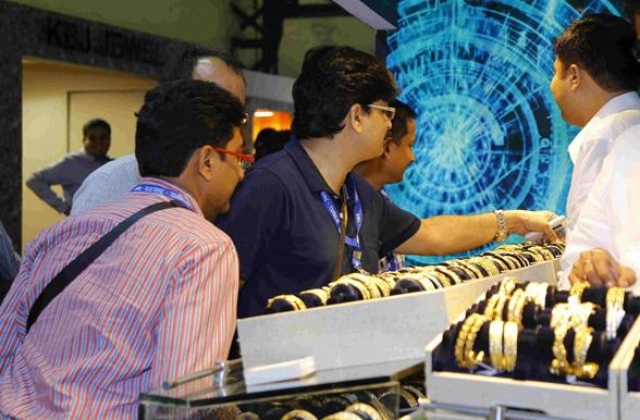 印度孟买国际珠宝展览会