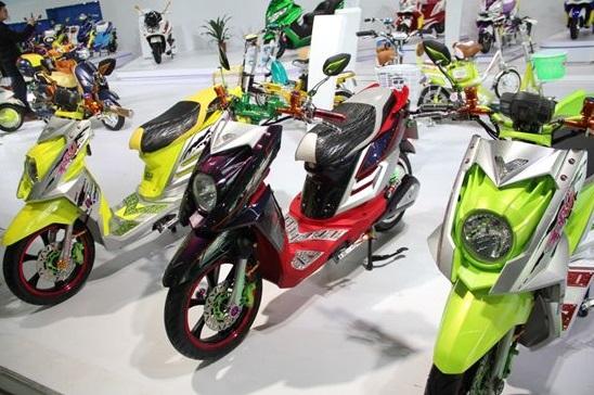 日本大阪国际电动车大会及展览会