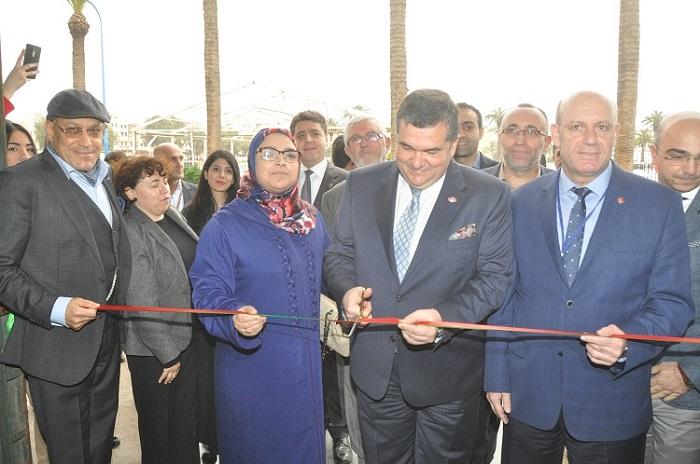 摩洛哥国际纺织服装、面辅料及家用纺织品展览会