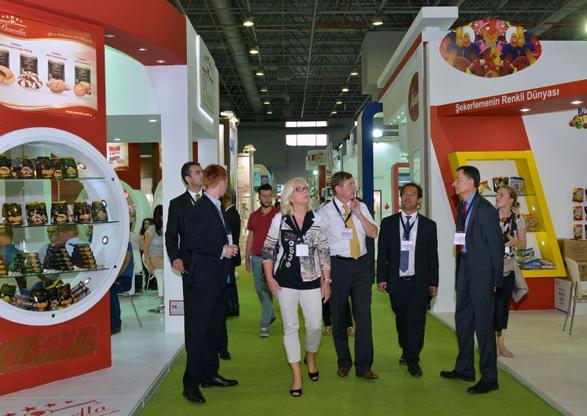 土耳其伊斯坦布尔国际食品及饮料展览会