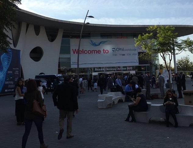 西班牙马德里国际制药原料展览会