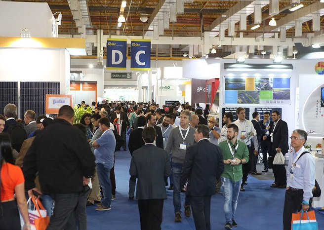 巴西圣保罗国际太阳能技术展览会